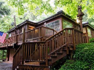 Barlow Creekside Lodge - Rhododendron vacation rentals