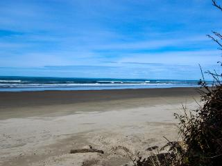 Quiet, dog-friendly home with private hot tub, backyard, & path to beach - Yachats vacation rentals