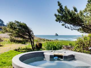 Shoreline Cottage Oceanfront Vacation Rental - Cape Meares vacation rentals