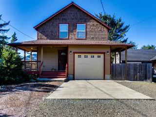 Walk to the beach from this modern, pet-friendly 3-bed home! - Rockaway Beach vacation rentals