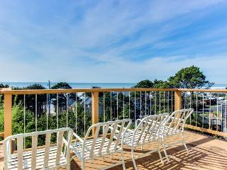 Oceanside home with views from every window, path to beach! - Lincoln Beach vacation rentals