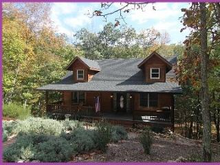 LUXURY LOG HOME-Pool Table, Xbox Kinect, Wii, Wifi - Stanardsville vacation rentals