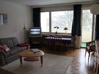 Nice Condo with DVD Player and Balcony - Lübeck vacation rentals