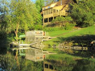 Catskill Mountain/Hudson Valley Lakefront Retreat - Catskills vacation rentals