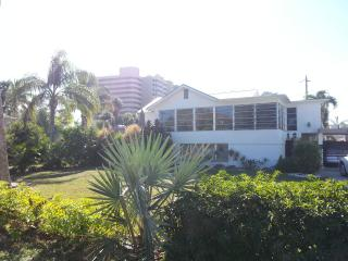 Bay view  home with pool; North Island - Fort Myers Beach vacation rentals