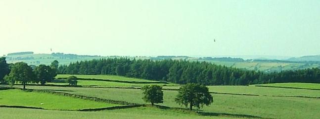 Infinity....view from bedroom window - The 'Secret '@ Peak Serenity - Bakewell - rentals