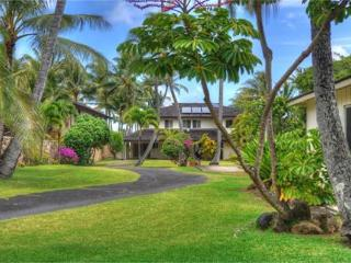 Seaside - classic beachfront estate - Kailua vacation rentals