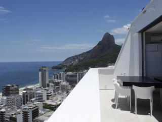 Rio004-Penthouse in Leblon with breathtaking views - Ipanema vacation rentals