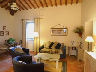 Super Self-Catering Apartment in Tuscany - San Gimignano vacation rentals