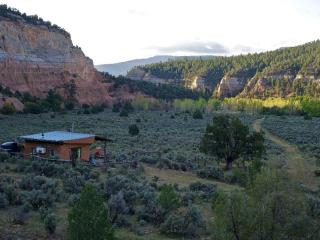 Perfect Cabin with Deck and Outdoor Dining Area - Abiquiu vacation rentals