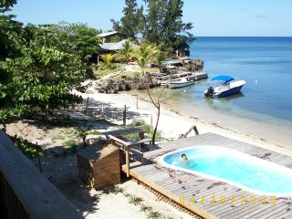 West Bay Beach-BEST LOCATION-3 bdrm, 3 ba w/ POOL - Sandy Bay vacation rentals