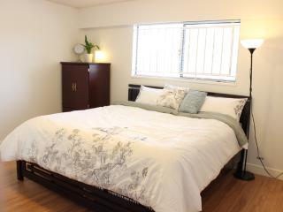 Unique private master bedroom in convenient area - Vancouver vacation rentals