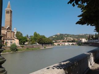 Verona: a house along Adige river! - Verona vacation rentals