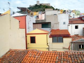 House with a view to medieval castle - Cuglieri vacation rentals