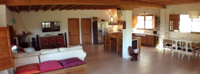 Huge Open Plan, Kitchen, Dining and Living Space - Finca Shambala - Malaga - rentals
