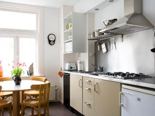 The sunny  YELLOW STUDIO at garden side. - North Holland vacation rentals