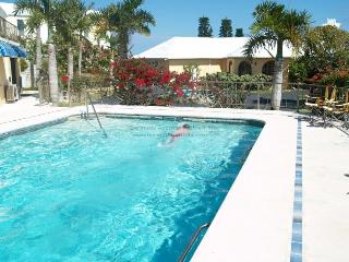 C44. Poolside apartment with Patio and water views - Southampton vacation rentals