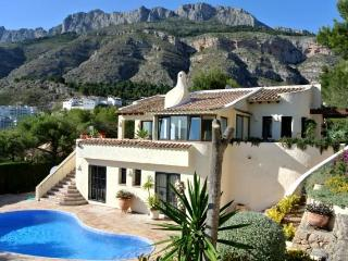 Villa 8 pers. Altea (La Vella) private pool, BBQ, - Altea la Vella vacation rentals