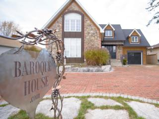 The Baroque House - Niagara-on-the-Lake vacation rentals