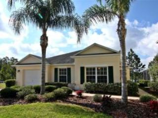 front of home - Lake view + gated beautiful 4/3 villa with games - Davenport - rentals