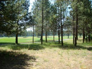 View to golf course from house - Architect Designed Home on Golf Course - Sunriver - rentals