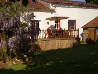 Nice 5 bedroom Bed and Breakfast in Millac - Millac vacation rentals