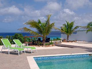 Oceanfront Vill with Beach Access and Private Pool - Bonaire vacation rentals