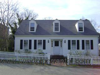 #34 Lovely four bedroom Cape with white picket fence - Image 1 - Edgartown - rentals