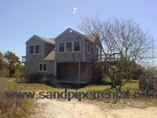 #372 Abutting Conservation Land W/ 180 Degree Views - Image 1 - Chappaquiddick - rentals