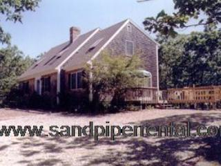 #709 In a quiet area across from Felix Neck nature preserve - Image 1 - Gay Head - rentals
