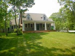 #1097 Charming cottage with beautiful pool & water spa - Image 1 - West Tisbury - rentals