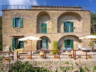 Sea view country house - Massa Lubrense vacation rentals