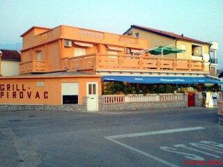 Modern family apartment -A2(2+2) - Pirovac vacation rentals