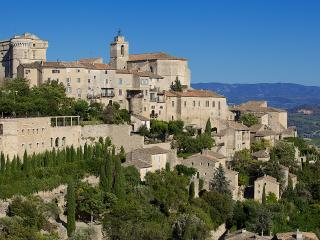 Inside Provence, Outstanding 1 Bedroom Flat in Luberon - Gordes vacation rentals