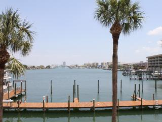 Dockside Condos 203 | Family friendly + bay views - Clearwater vacation rentals