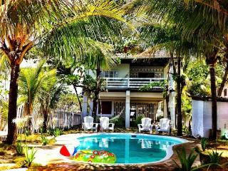 Family Friendly Beachfront Vacation Home - Puerto Sandino vacation rentals