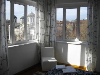 2 bedroom Apartment with Internet Access in Sofia - Sofia vacation rentals