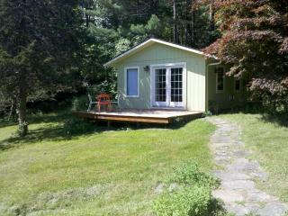 Lovely Cottage with Deck and DVD Player - Bearsville vacation rentals