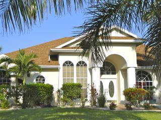Villa TauroZorro, sw-facing, pool/spa, Gulf access - Cape Coral vacation rentals