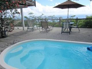 Inn Paradise  - Quiet, Peaceful 4 bedroom St John Villa- 2 Decks -Great Views - Virgin Islands National Park vacation rentals