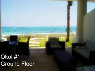 OCEAN FRONT 3BDRM APT, GET THE 7th NIGHT FREE! - Playa del Carmen vacation rentals