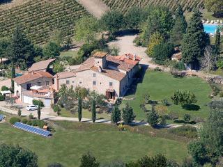 Podere Vignola farmhouse near Florence - Giardino - Florence vacation rentals