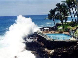 One of Kauai's most amazing oceanfront condo, Poipu Shores 103A, 2bd/2ba - Koloa vacation rentals