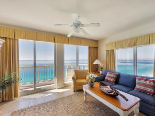 CALYPSO 2209 WEST - WRAP AROUND VIEW!!! - Panama City Beach vacation rentals