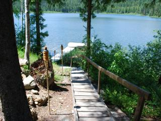Aspen Shores Cabin on Spoon Lake near Glacier National Park - Coram vacation rentals