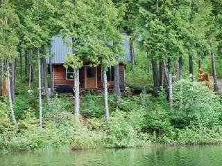 Aspen Shores Cabin on Spoon Lake near Glacier National Park - Columbia Falls vacation rentals