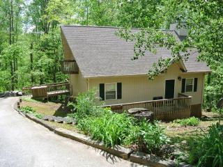 Beautiful 3 bedroom Sautee Nacoochee Cabin with Deck - Sautee Nacoochee vacation rentals