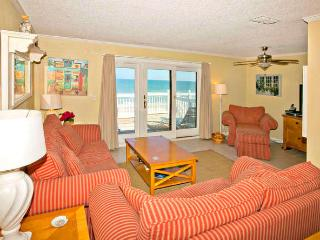 Watch The Dolphins From Your LR , Spring Leasing - Fernandina Beach vacation rentals