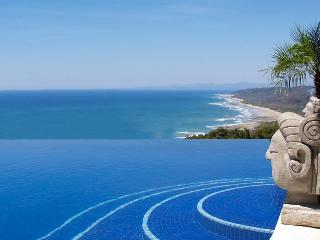 RENT HILLTOP! Best VIEWs, Trop.Villa/Pool/Jacuzzi - Mal Pais vacation rentals