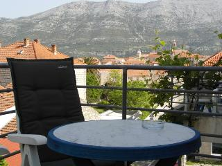 Room with Balcony in the center of Korcula - Blue - Korcula vacation rentals